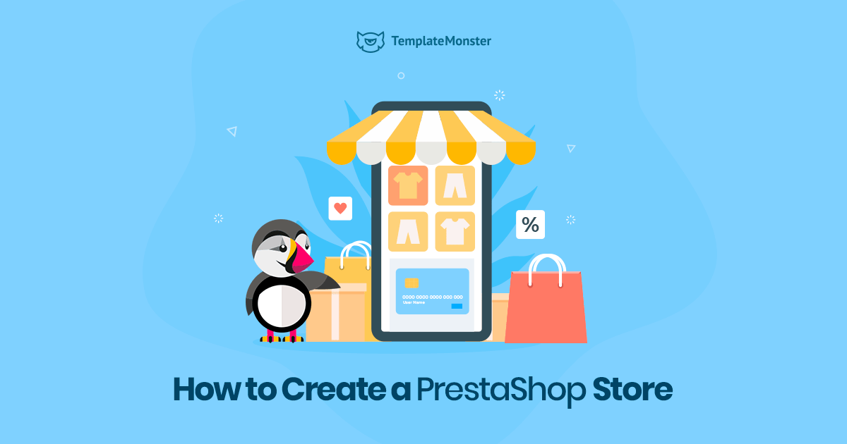 How to Create a PrestaShop Store