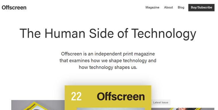 Offscreen.