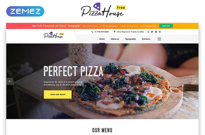 Free HTML5 Website Templates