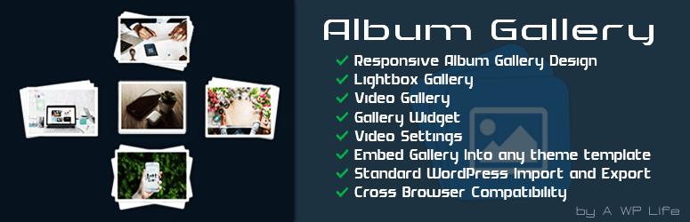 Album Gallery WordPress Plugin