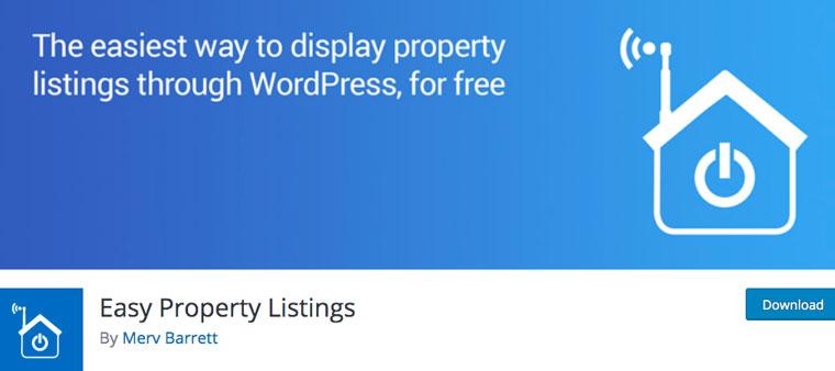 Easy Property Listings.