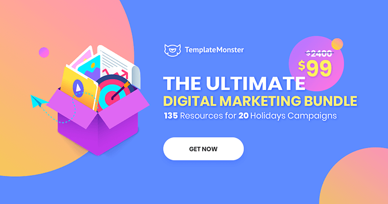 Ultimate Marketing Bundle for Holidays Campaigns