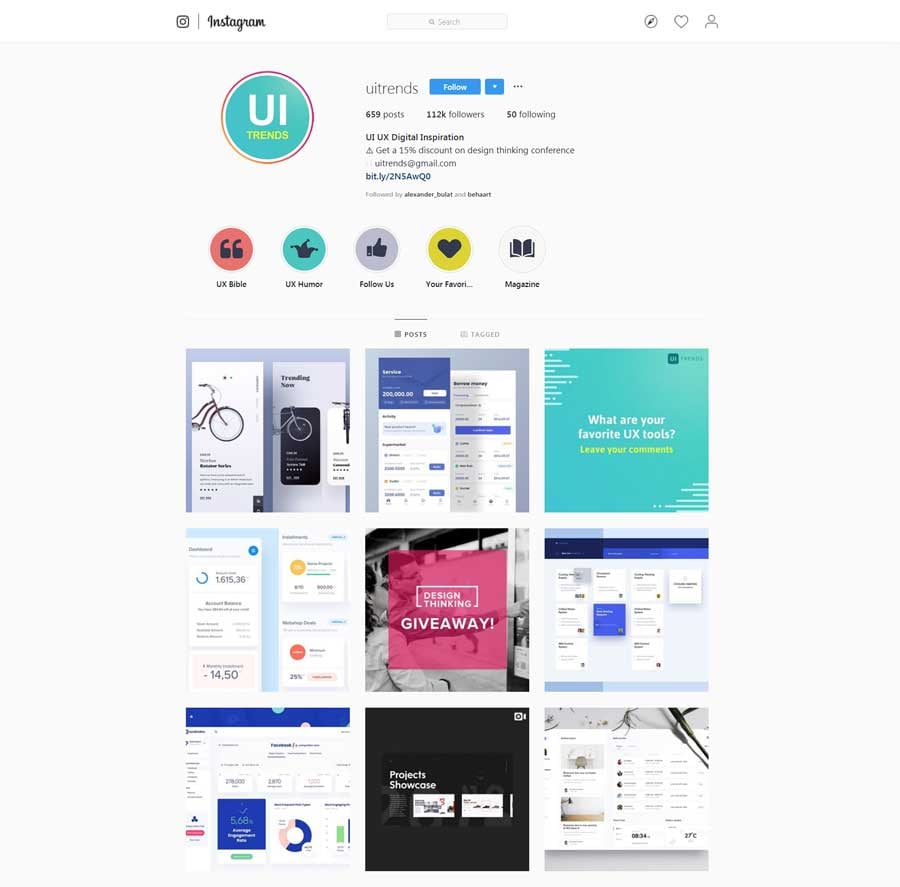UX and UI designers