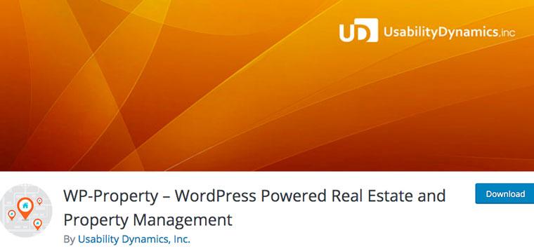 WP-Property plugin.