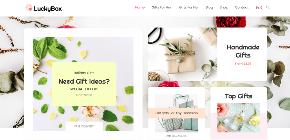 Grocery eCommerce Themes