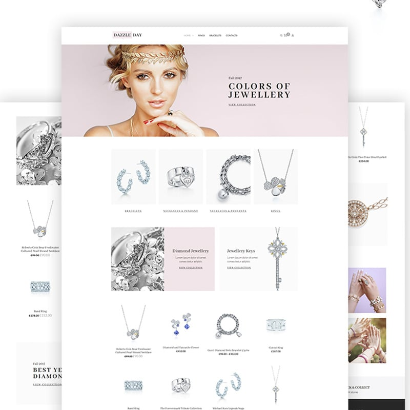 Accessories Store WooCommerce Theme