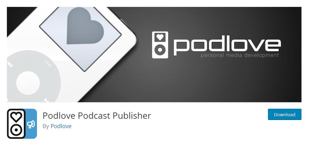 Podlove Podcast Publisher