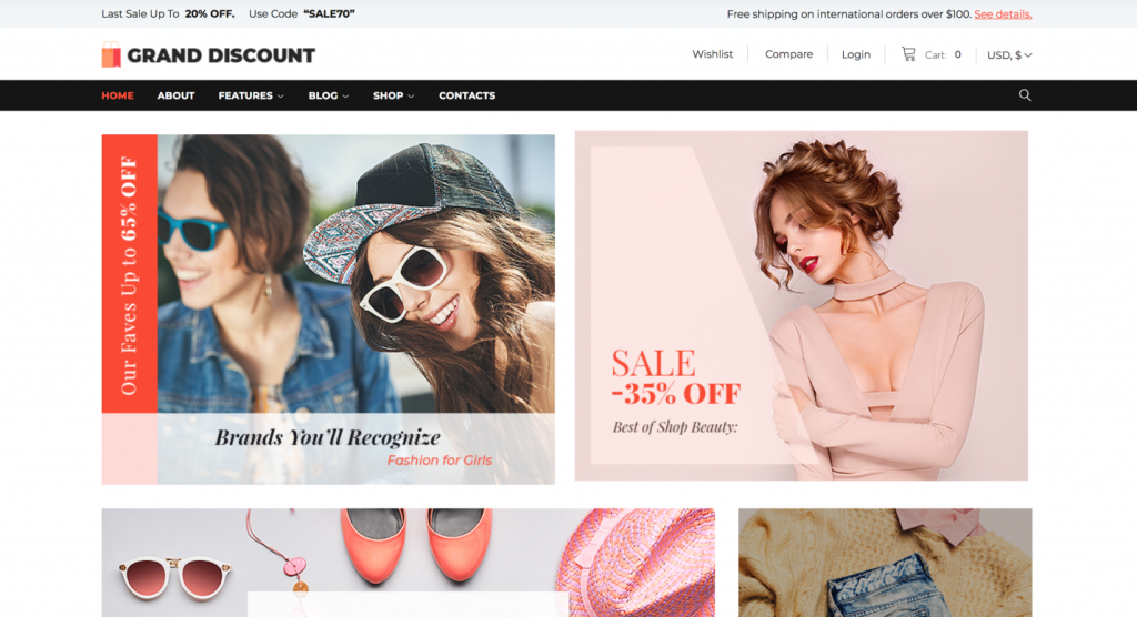 The Best Fashion E Commerce Themes For Wordpress 2020