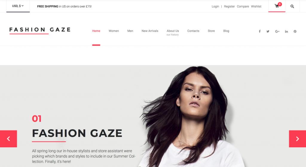Fashion Gaze