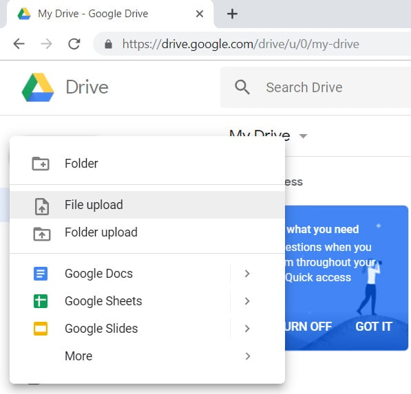 How to Create a Google Slides Template