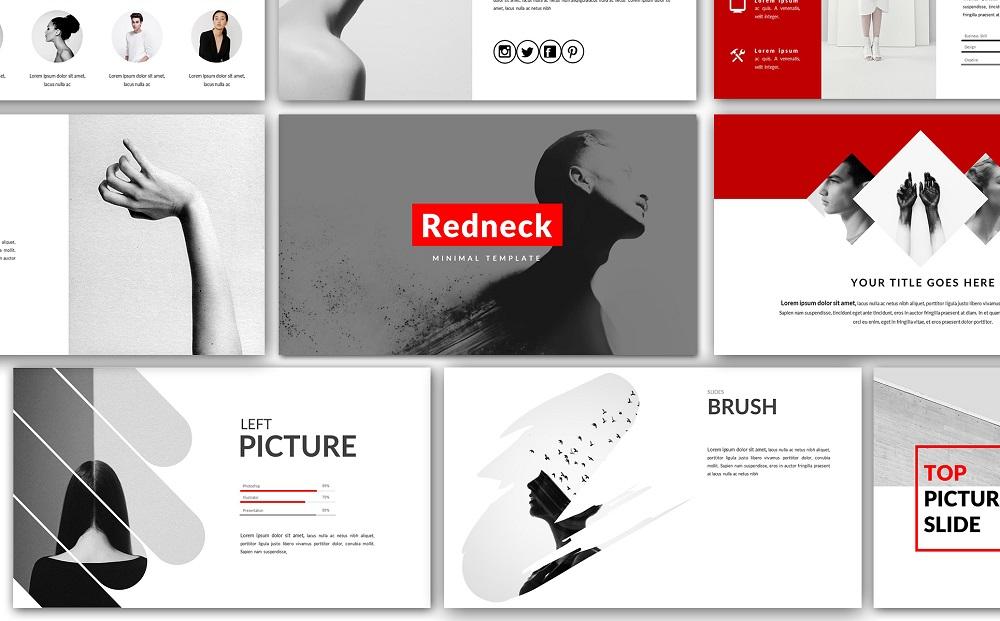 Redneck Creative Google Slides