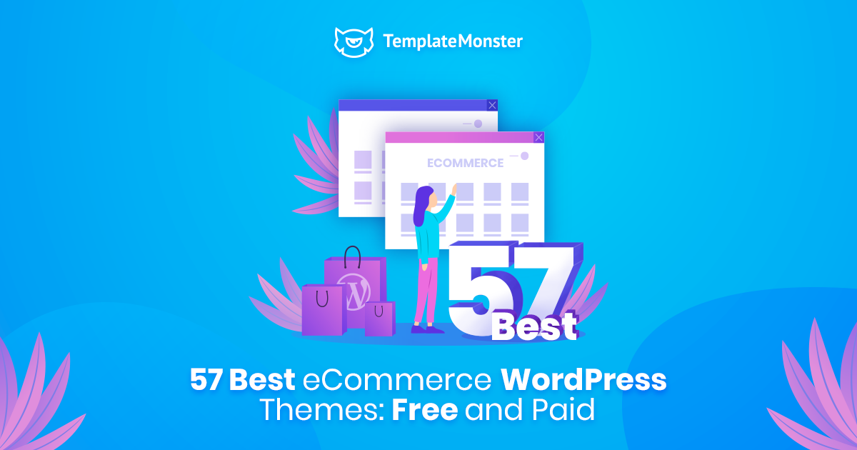 Best eCommerce WordPress Themes: Free and Paid