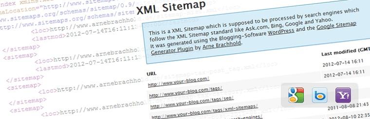 Google XML Sitemaps.