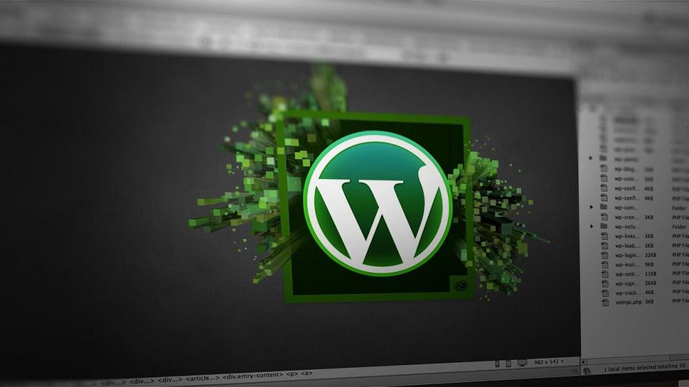 WordPress vs. Dreamweaver choose