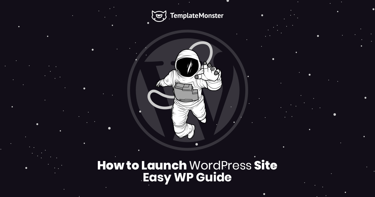 How to Launch WordPress Site