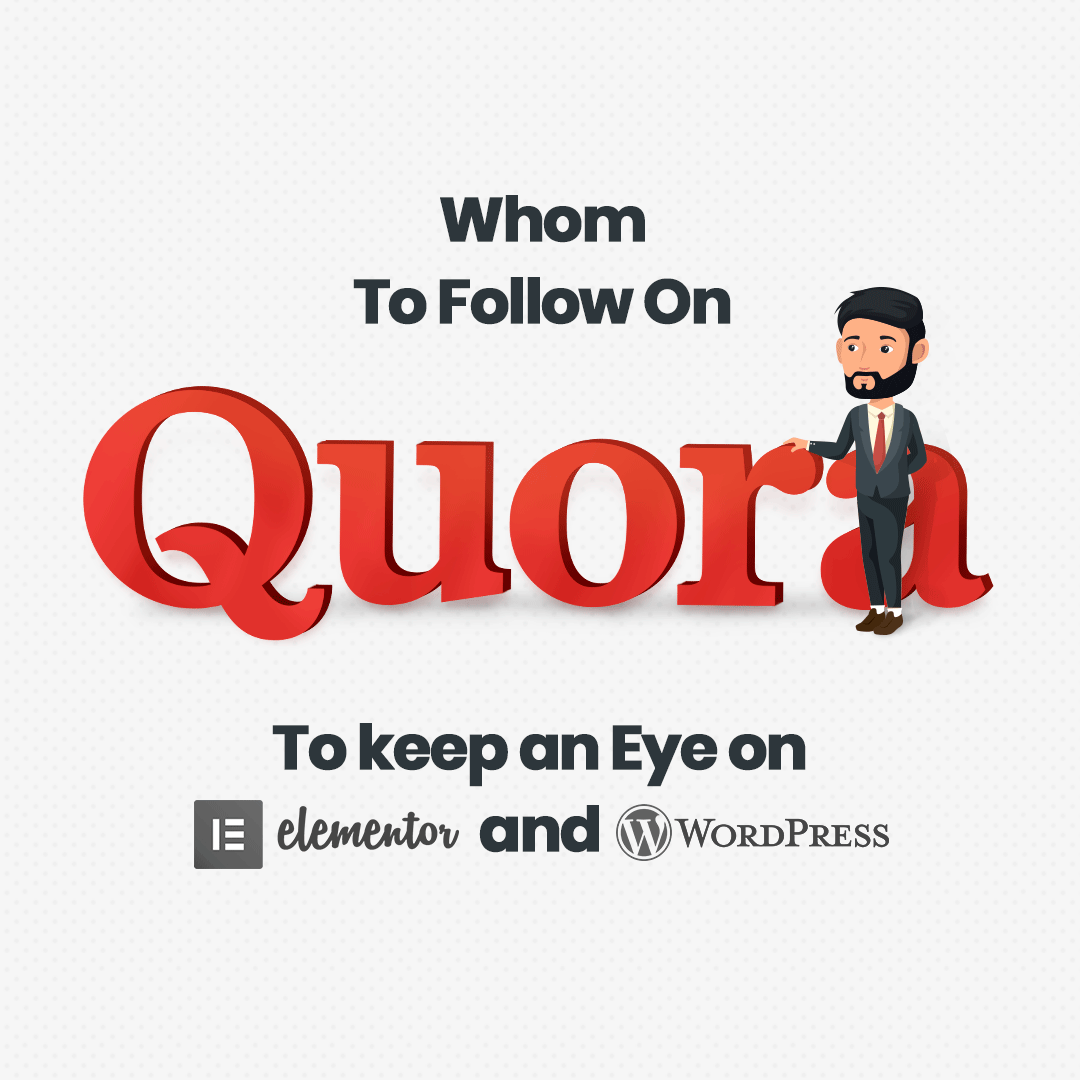 Whom to Follow on Quora