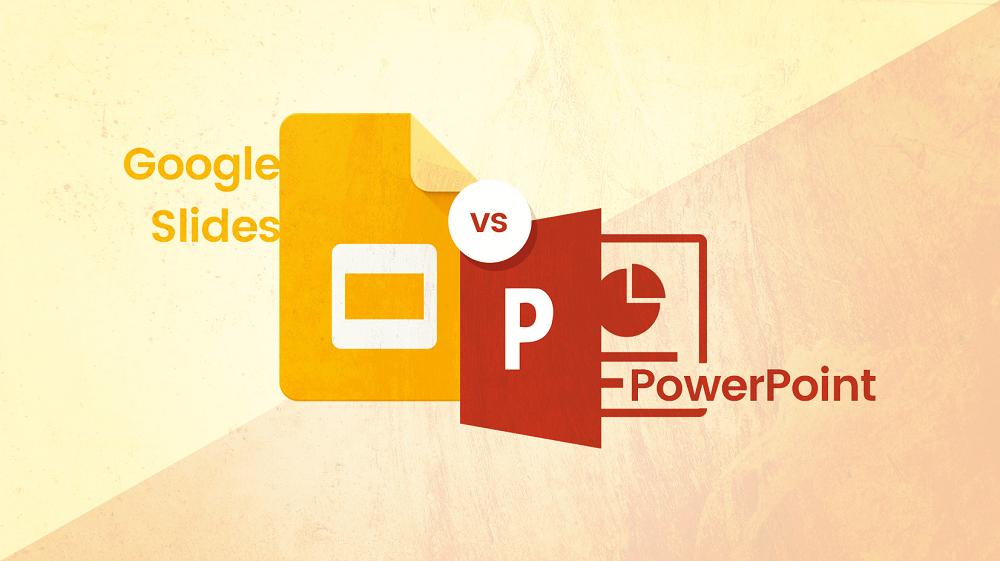 Google Slides vs PowerPoint