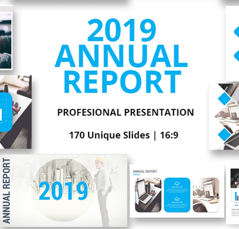 2019 Annual Report Google Slides