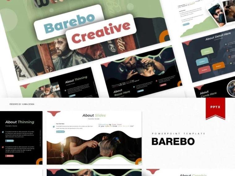 Barebo template