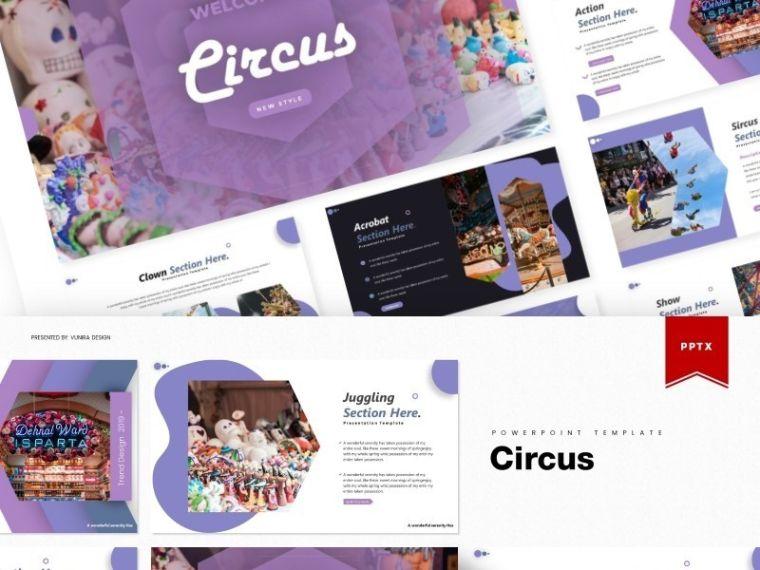 Circus template