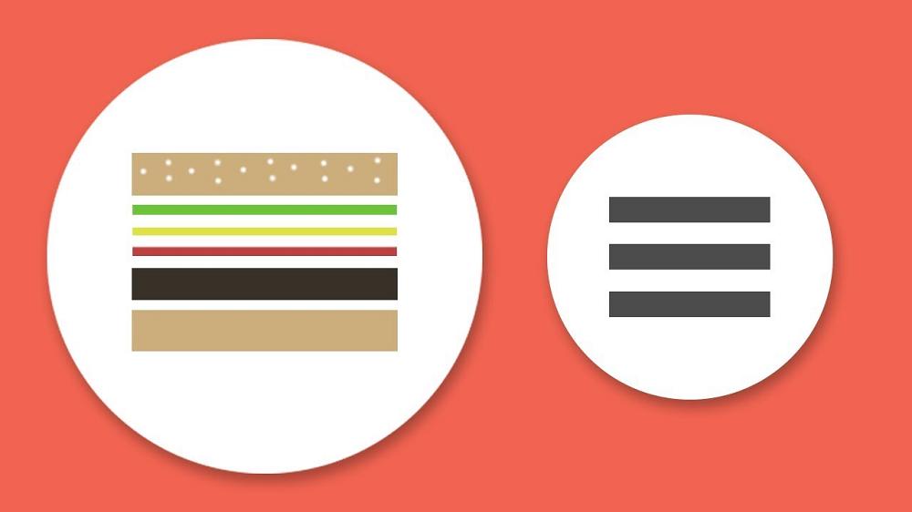 Create a Hamburger Menu