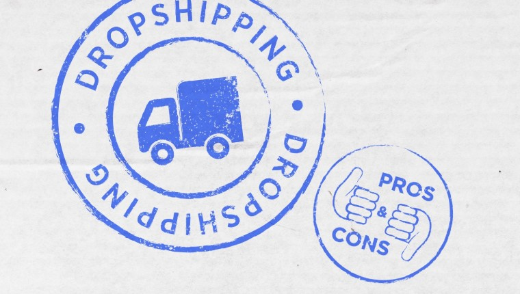 dropshipping pros and cons