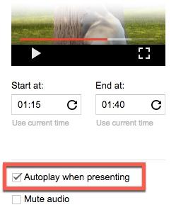 Enable Autoplay