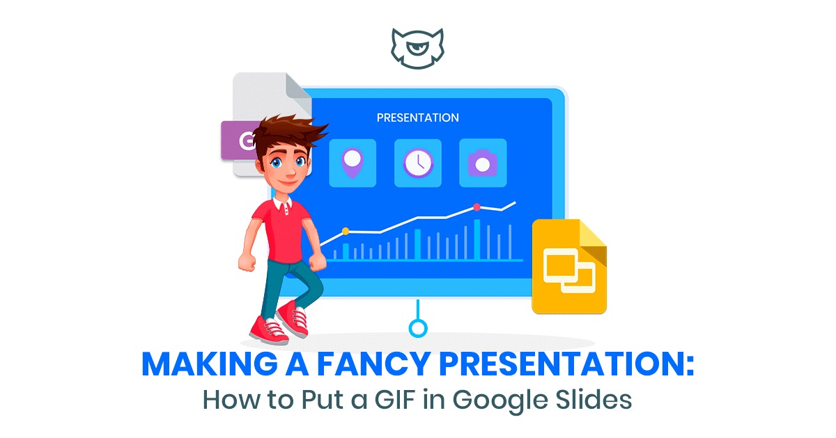 How to Put a GIF in Google Slides.