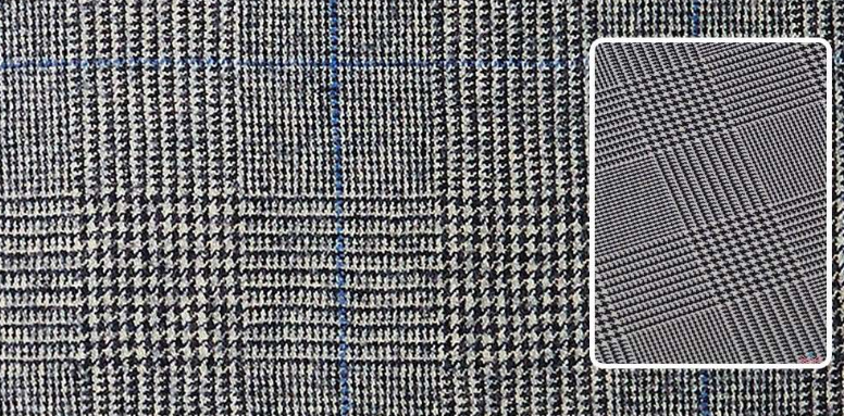Glen or Prince of Wales Check pattern