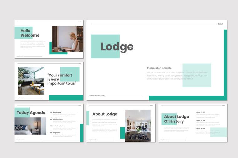 LODGE Google Slides.