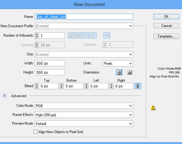 prepare the document01