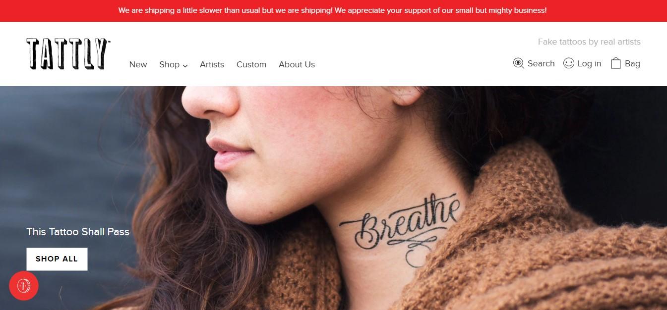 tattly website