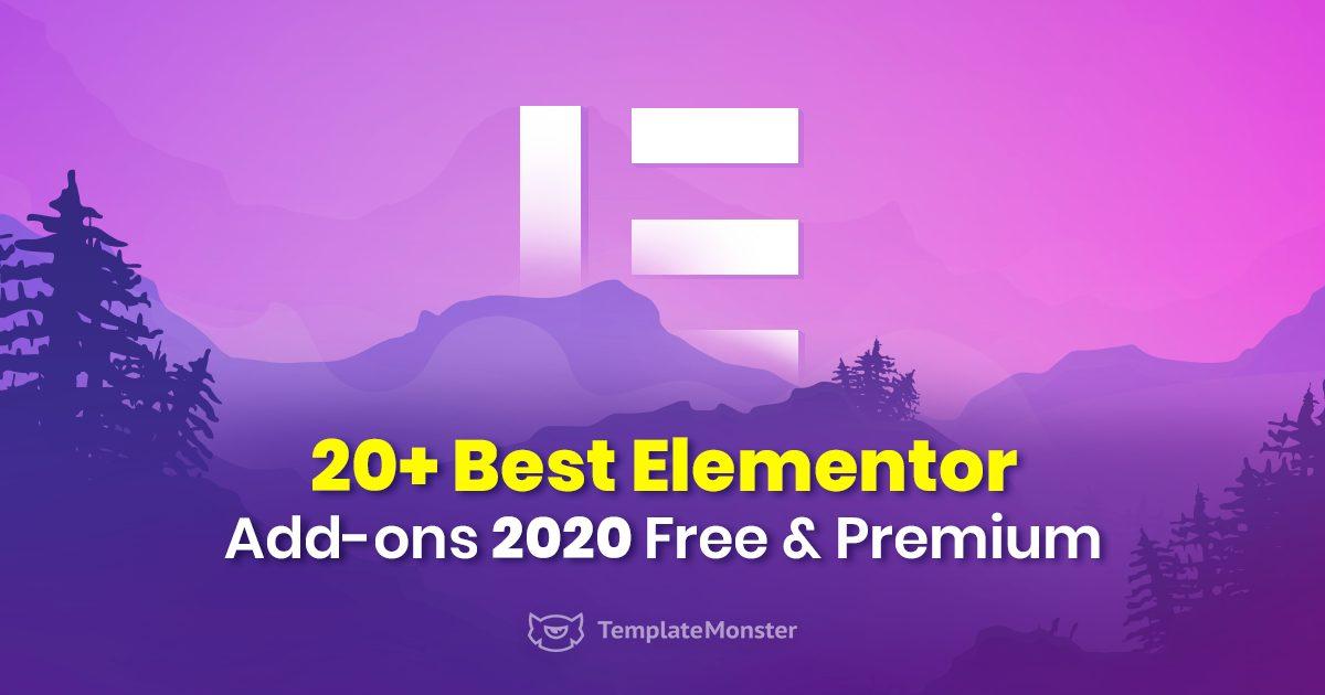 Best Elementor Add-ons  Free & Premium.