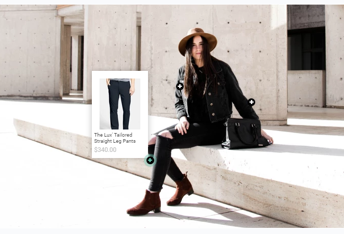 Lookbook is a very useful marketing feature.