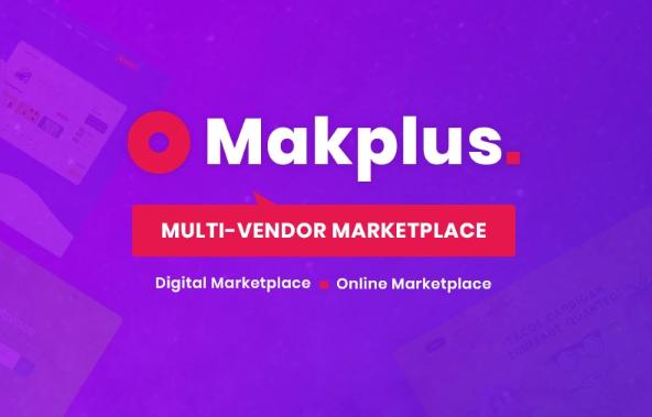 Makplus- Digital Marketplace WordPress Theme