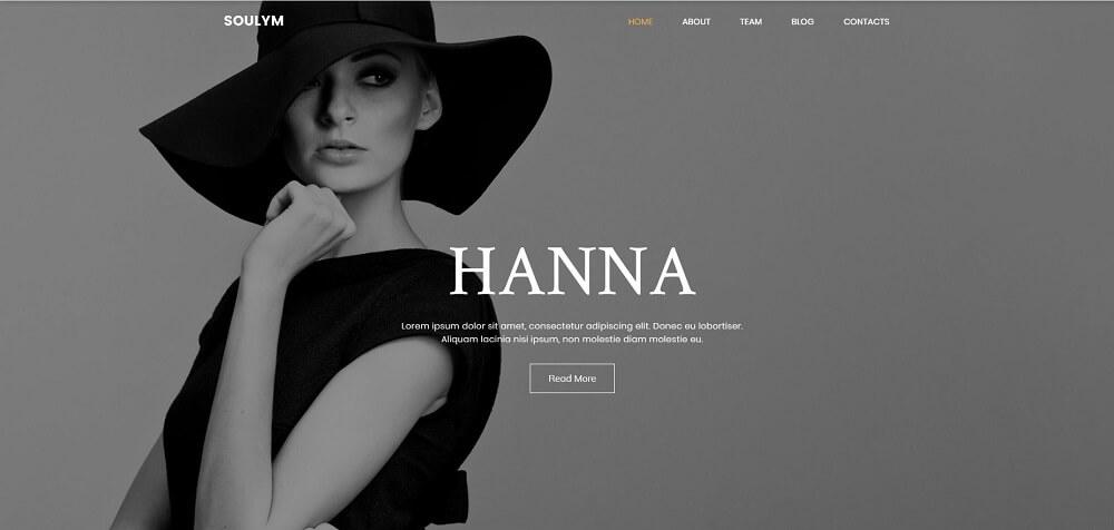 Soulym - Photography Multipurpose Modern Elementor WordPress Theme.