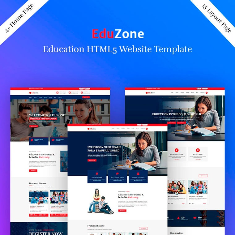 Eduzone - Education by Consultant