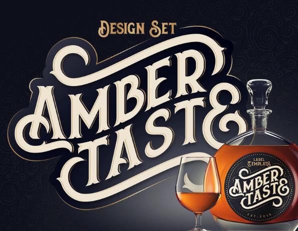 Ambert Taste Font