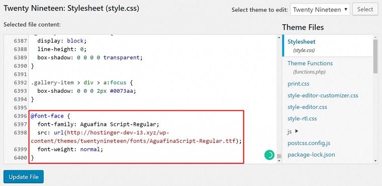 CSS method3.