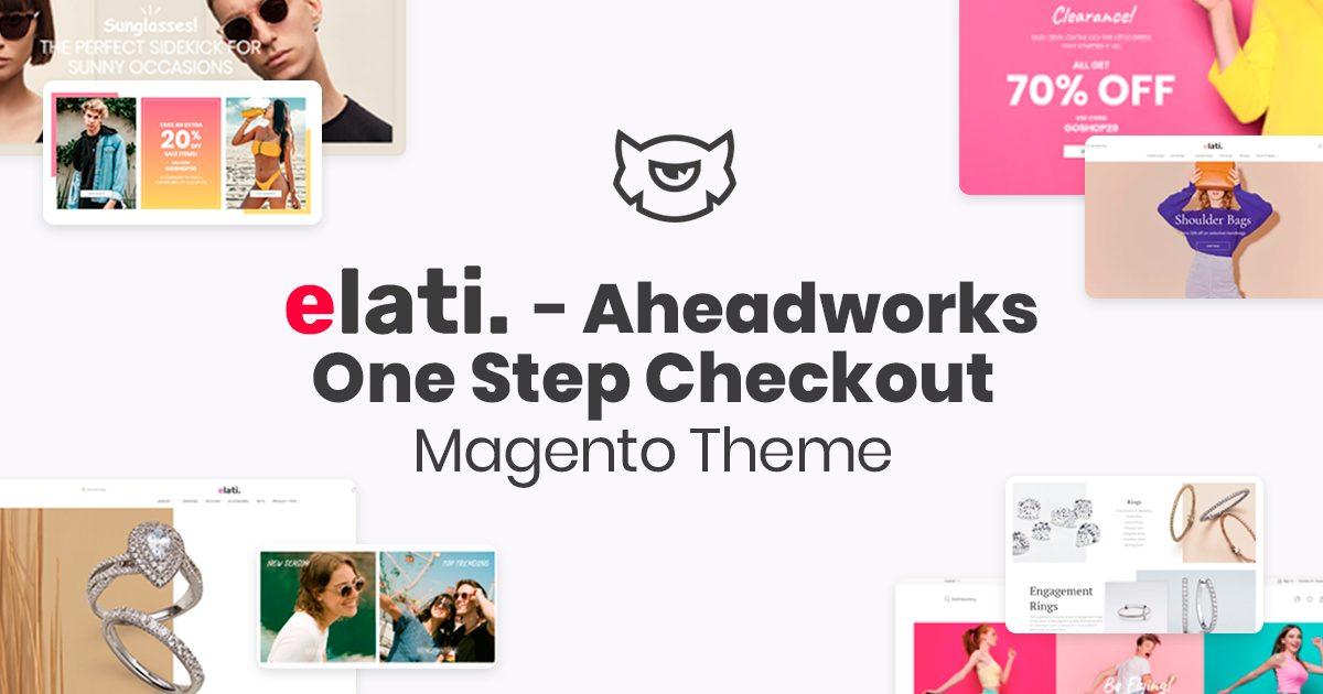 Elati - Magento Theme.