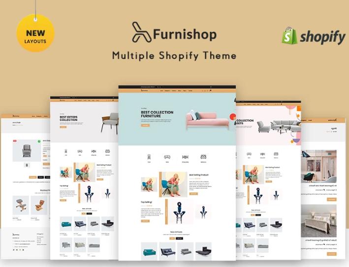 Furniture - The Interior Shopify Theme