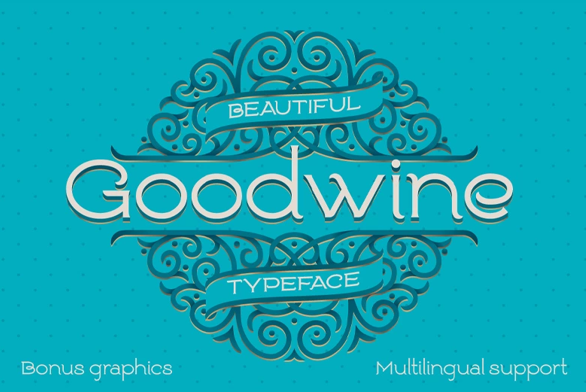 Goodwine Font