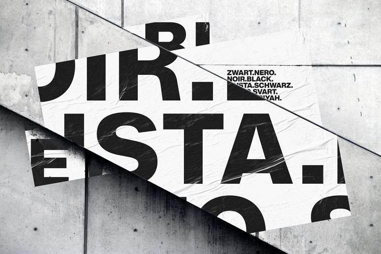 Helvetica Now.