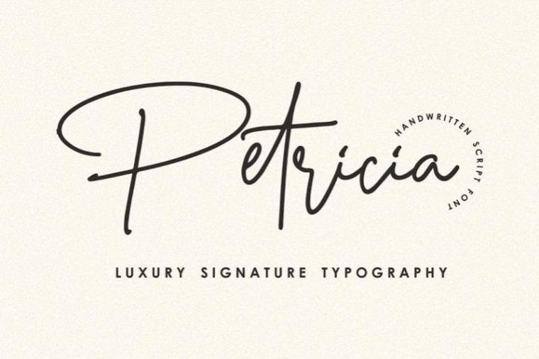 Petricia Signature