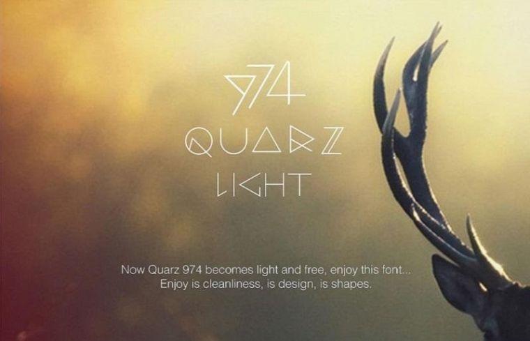 Quarz 974 Light