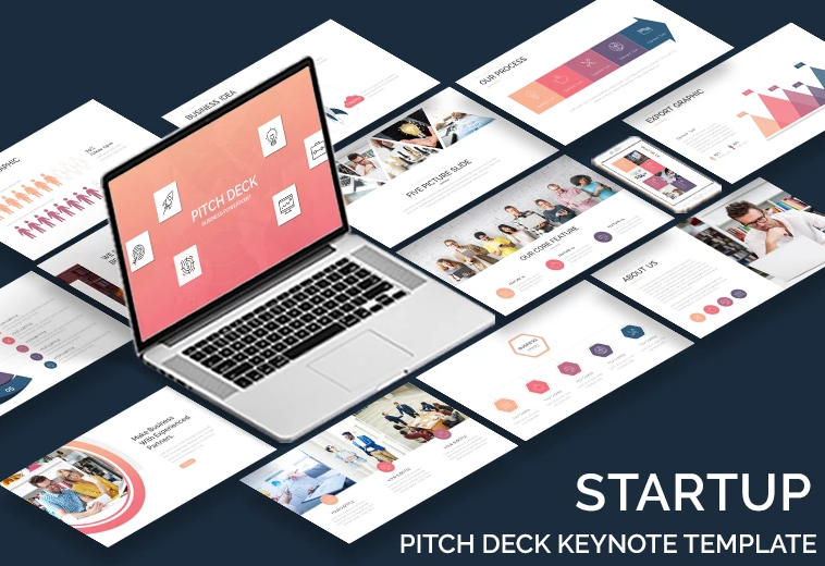Pitch Deck - Business Keynote Template