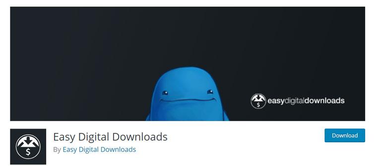 Easy Digital Downloads.