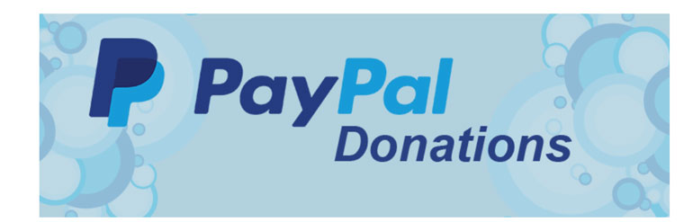 PayPal Donations.