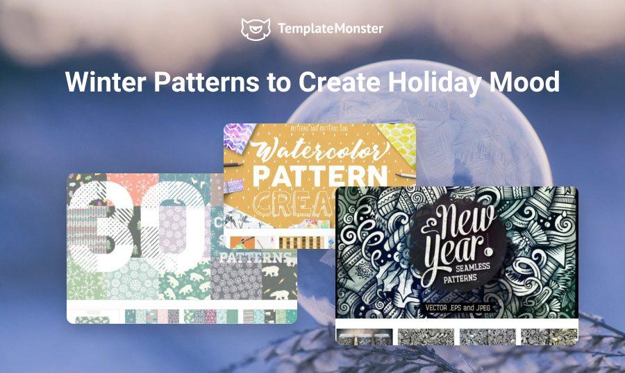 winter patterns featured
