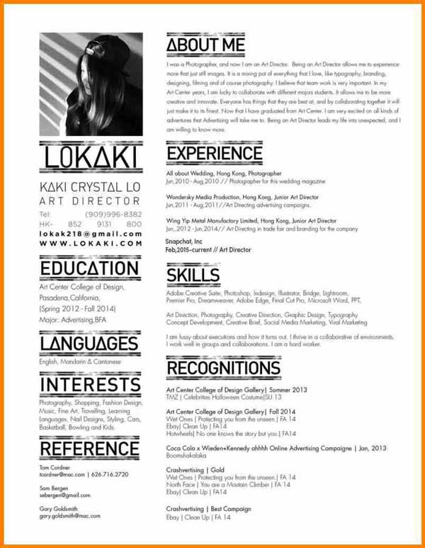 How To Create The Perfect Creative Director Resume